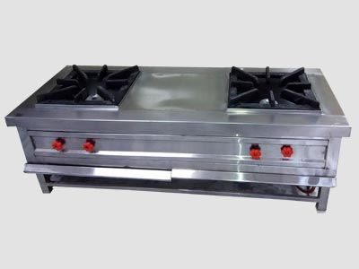 Double Burner Oven Without Shelf In Odisha, Double Burner Oven Without Shelf Manufacturer In Odisha